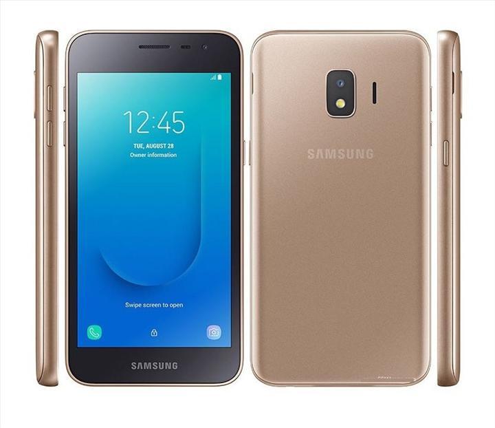Samsung'dan düşük bütçeli yeni telefon: Galaxy J2 Core 2020