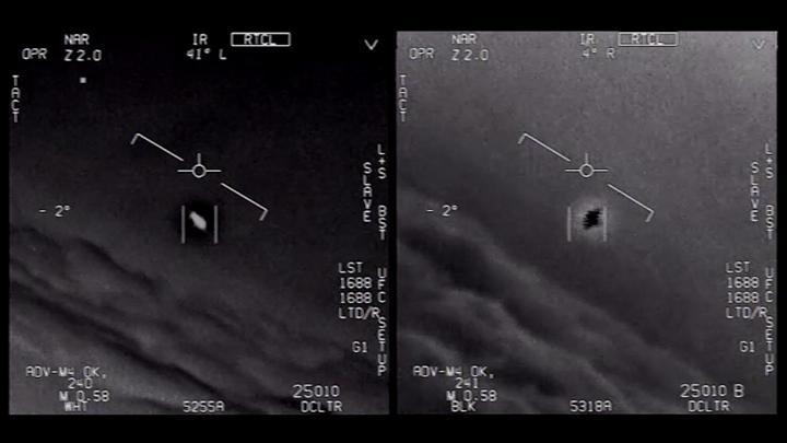 Pentagon resmen UFO görüntüleri yayınladı: Ne anlama geliyor?