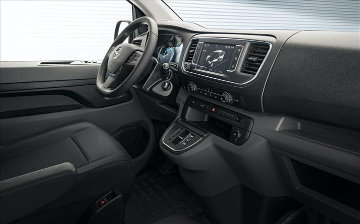 Elektrikli Opel Vivaro-e tanıtıldı: 330 km'ye kadar menzil