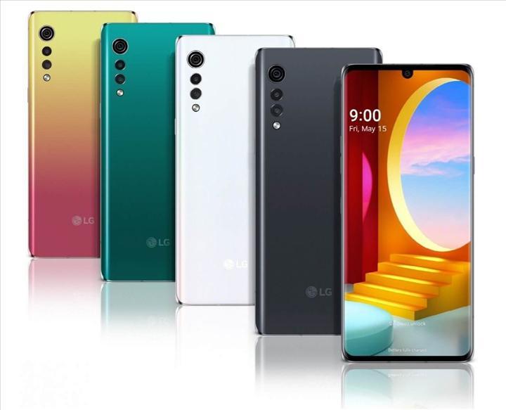 LG, lansmanı bekleyemedi: Yeni tasarımlı LG Velvet duyuruldu