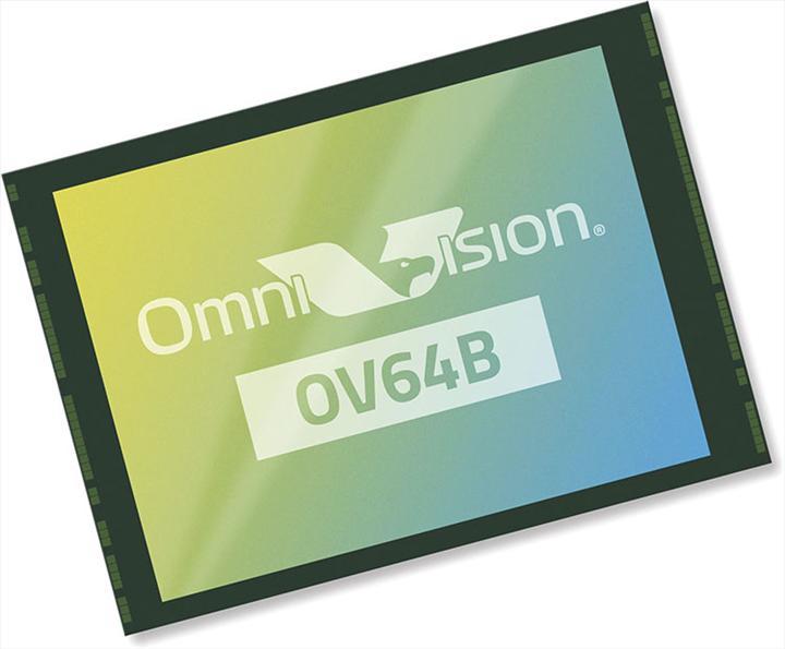 OmniVision, amiral gemisi akıllı telefonlar için 64 megapiksel sensörünü tanıttı