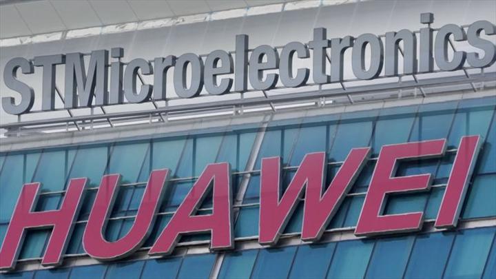 Huawei, ABD yasaklarına karşın STMicroelectronics'le anlaşabilir