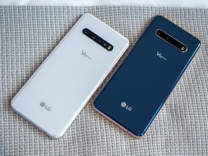 LG yılın ilk çeyreğinde coştu, mobil bölüm halen kayıplarda