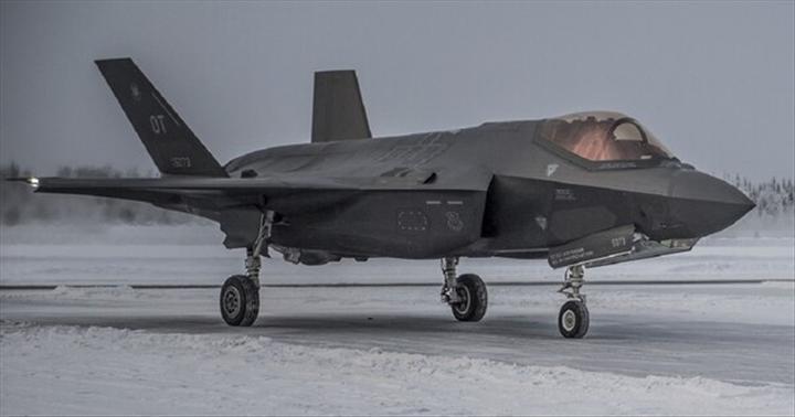 F-35 savaş uçaklarına görünmezlik sağlayan özel kaplama, süpersonik hızlarda zarar görüyor