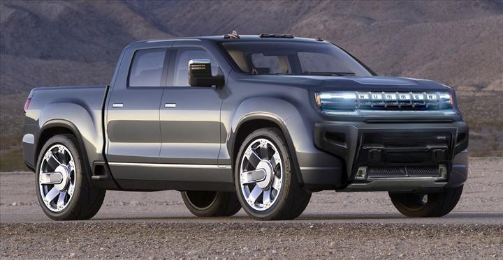 General Motors elektrikli Hummer'ın duyurusunu erteledi