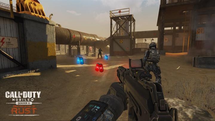 Call of Duty: Mobile, 6. Sezon güncellemesi ile yeni harita, yeni modlar ve birçok yeni özelliğe kavuşuyor!