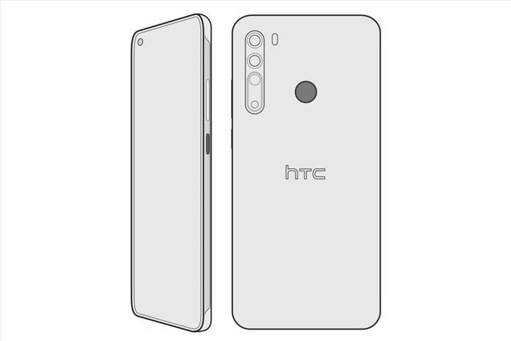 HTC'nin yeni telefonunun tasarımı ortaya çıktı