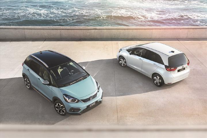 Yeni Honda Jazz, Avrupa'nın en güvenli otomobillerinden biri olmayı hedefliyor