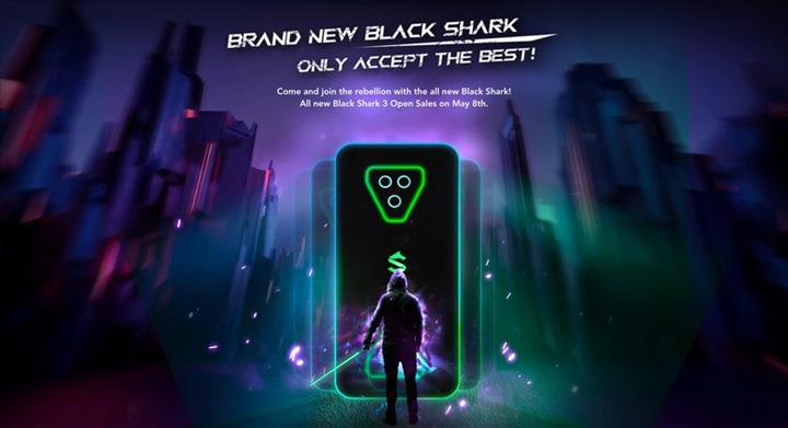Black Shark 3 serisinin global çıkış tarihi açıklandı