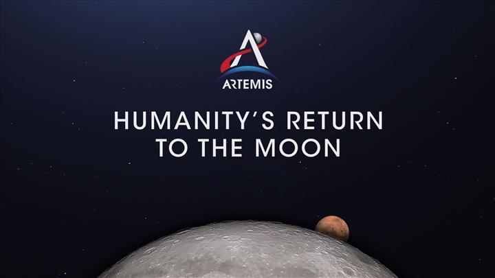 NASA, insanları tekrar Ay'a götürecek Artemis görevi için iniş aracı geliştirecek şirketleri açıkladı