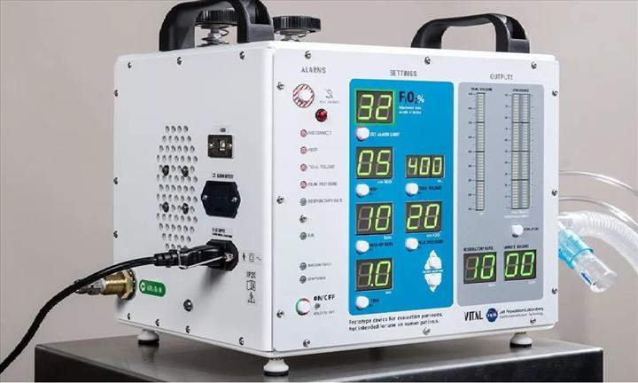 NASA tarafından üretilen ventilatörler FDA tarafından onay aldı
