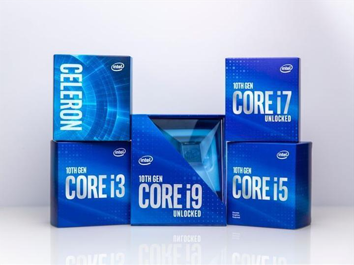 Intel Comet Lake tanıtıldı-Soru işaretlerini de beraberinde getirdi