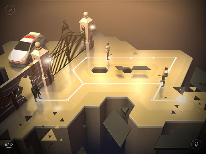 Deus Ex GO kısa süreliğine ücretsiz