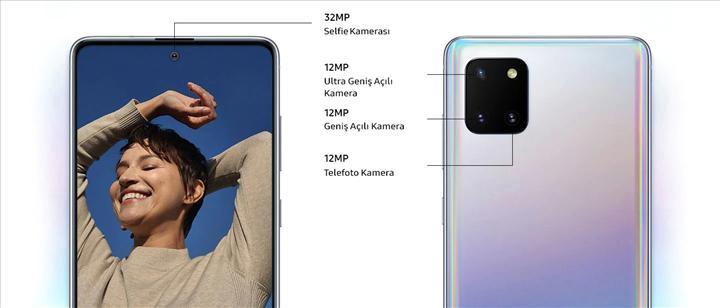Galaxy S10 Lite vs. Galaxy Note 10 Lite karşılaştırması