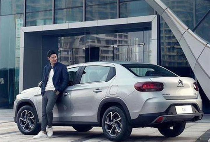 Citroen'den Çin pazarına özel sedan-crossover karışımı bir model: C3L