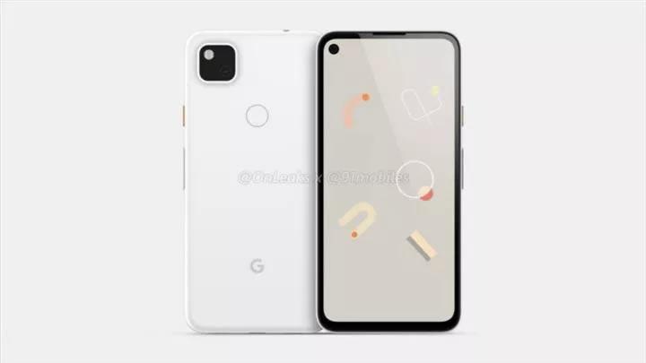 Google Pixel 4a, Geekbench testine girdi