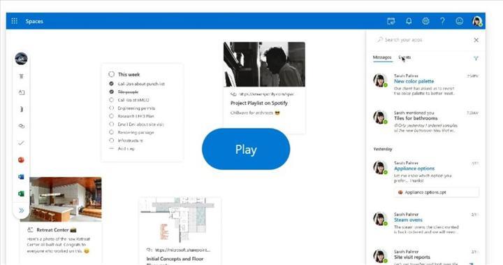 Microsoft'un Trello klonu 'Outlook Spaces' herkese açık olabilir