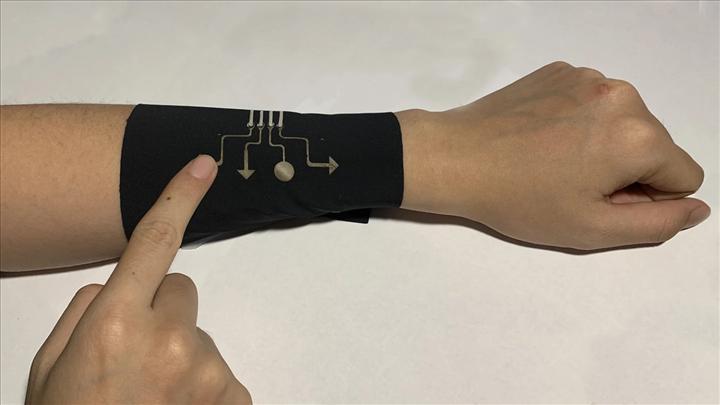 Gaz geçişisine izin veren elektronik bandaj geliştirildi