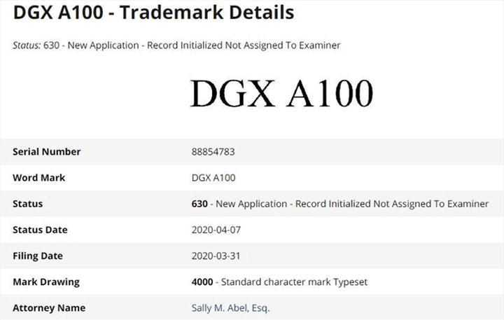 Nvidia, Ampere tabanlı DGX kartı geliştiriyor olabilir