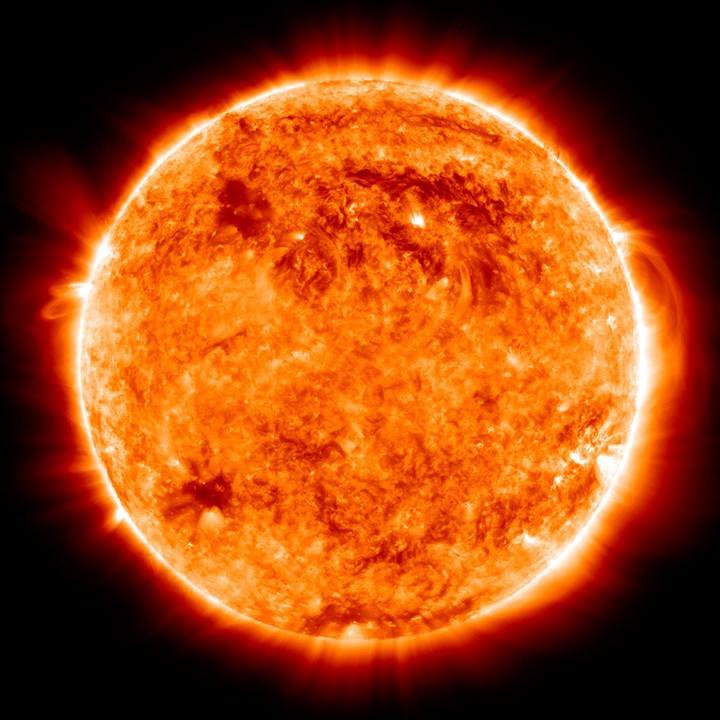 Güneş, benzeri yıldızlara göre 5 kat daha az aktif: Bu durum ne ...