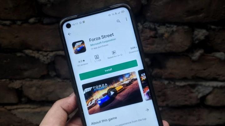 Forza Street artık Android ve iOS cihazlara indirilebiliyor