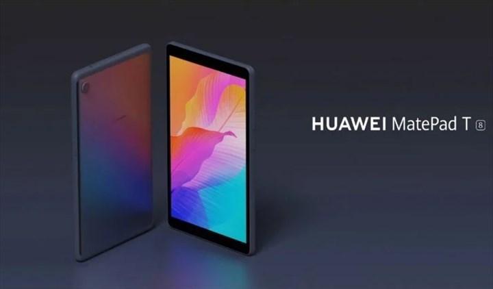 Giriş seviyesi Huawei MatePad T8 tablet tanıtıldı