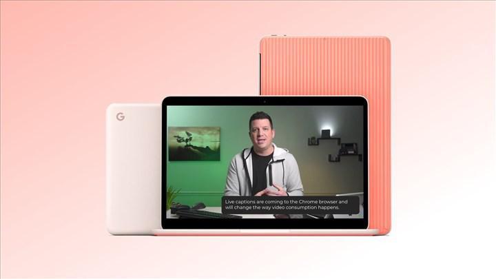 Android 10'daki Canlı Altyazı özelliği Google Chrome'a geliyor