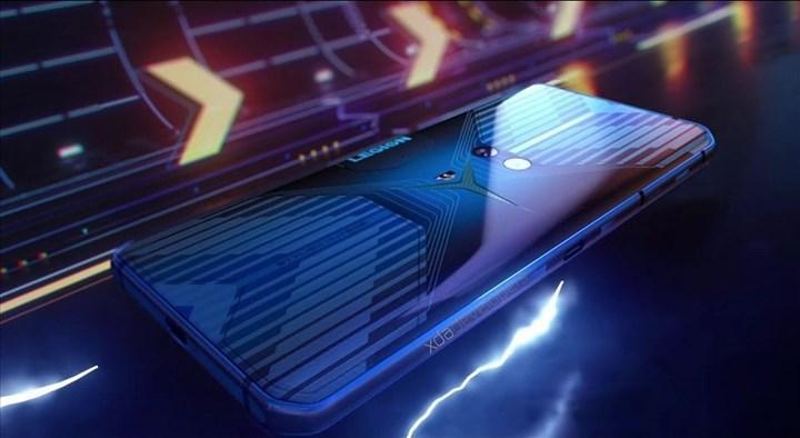 Lenovo'nun sıra dışı tasarıma sahip oyuncu telefonunun ilk görüntüleri yayınlandı