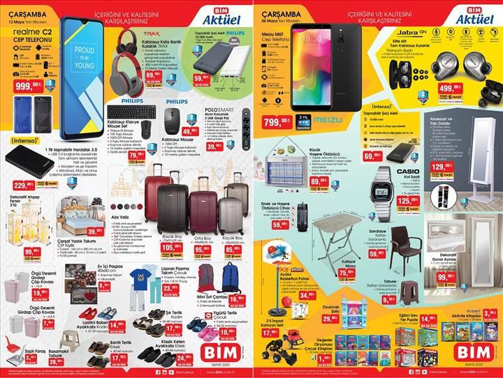 BİM marketlerde uygun fiyata Jabra Elite 65T ve Realme C2 var