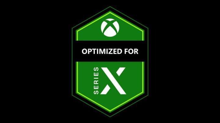 """Microsoft, oyunlarda kullanacağı  """"Xbox Series X için optimize edilmiştir"""" logosunu paylaştı"""