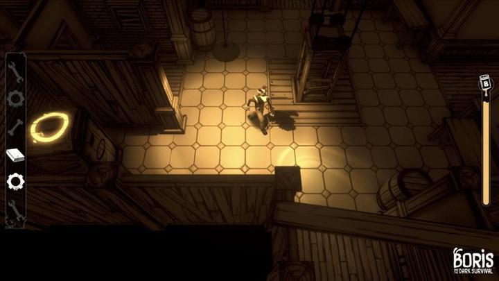 Popüler korku oyunu Boris and the Dark Survival çok kısa süreliğine Android'de ücretsiz