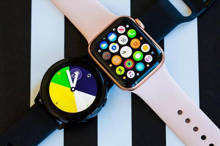 Akıllı saat pazarının hakimi Apple
