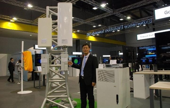 ABD'li şirketlerin, iletişim standartları için Huawei'den bilgi almalarına izin verilecek