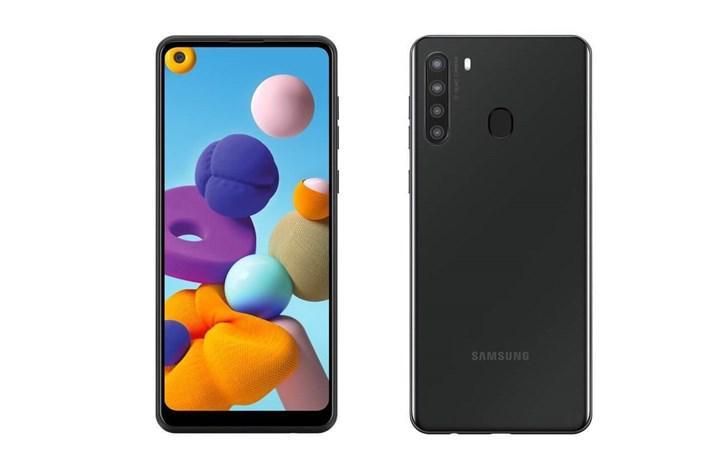 Samsung Galaxy A21s'in tanıtım videosu ortaya çıktı