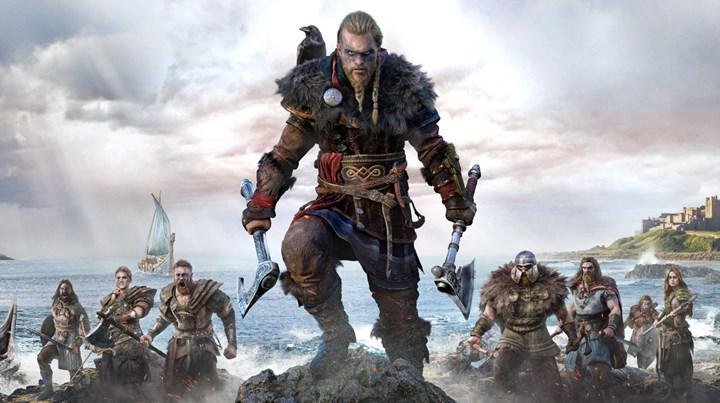 Assassin's Creed Valhalla'nın Xbox Seriex X oynanış görüntüleri yayınlandı