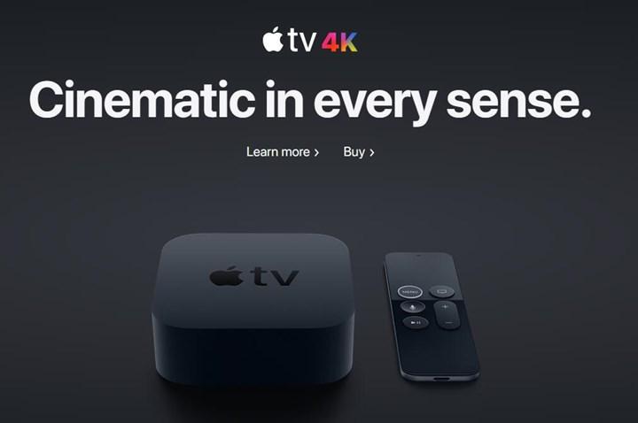 Apple, A12X yongalı yeni Apple TV 4K'yı piyasaya sürmeye hazırlanıyor