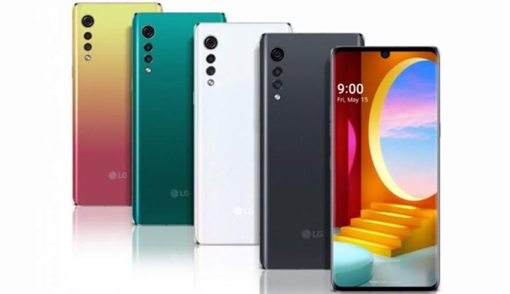 LG Velvet 5G resmen tanıtıldı: Snapdragon 765, Stylus kalem desteği