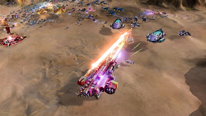 RTS oyunu Ashes of Singularity: Escalation, Humble Bundle'da ücretsiz oldu