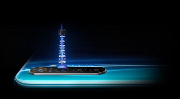 Realme X3 SuperZoom'un 60x yakınlaştırma ile geleceği onaylandı