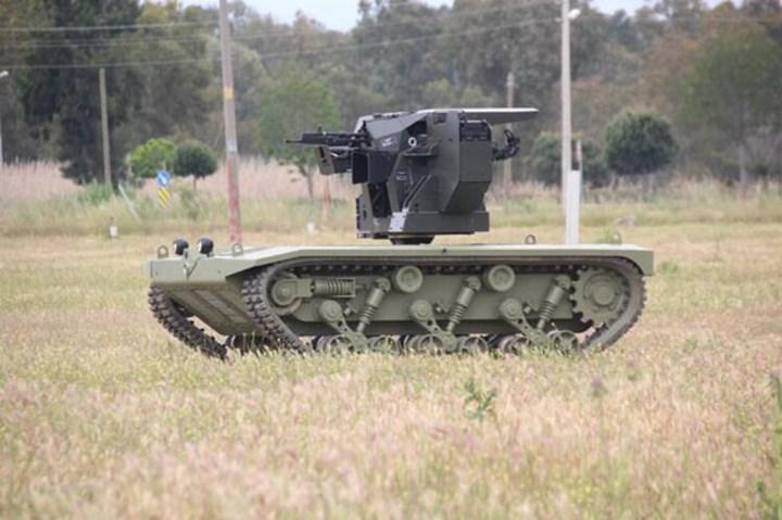 Milli insansız kara araçlarımız Mini Tanklar için seri üretime geçiliyor