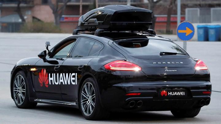 """Huawei ve 18 otomobil şirketi """"5G otomobil ekosistemi"""" kuruyor"""