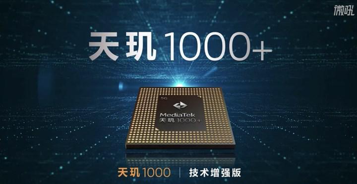 MediaTek Dimensity 1000 Plus'lı ilk telefon geliyor: iQOO Z1