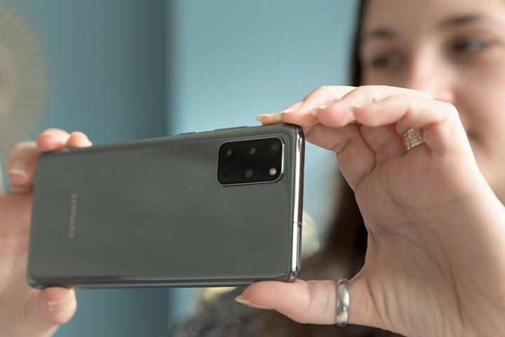 Samsung Galaxy S20+, DxOMark sıralamasında 10'uncu oldu