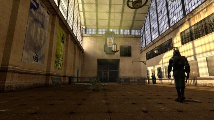 Half-Life 2: Remastered SteamDB'ye düştü [Mod]