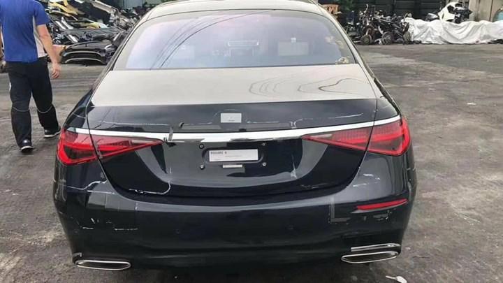 2020 Mercedes-Benz S-Serisi kamuflajsız görüntülendi