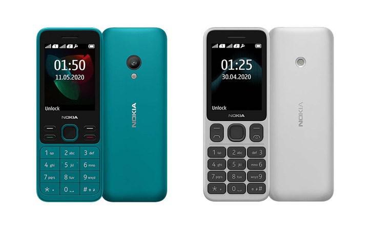 HMD Global iki yeni tuşlu Nokia telefon çıkardı