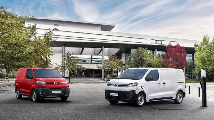 Elektrikli Citroen e-Jumpy tanıtıldı: 330 km'ye kadar menzil