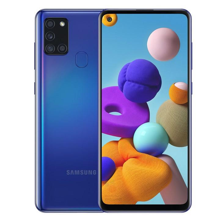 Samsung Galaxy A21s netleşti: İşte basın görselleri, özellikleri ve Avrupa fiyatı