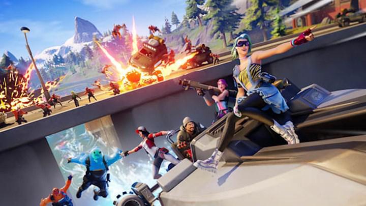 Fortnite; PS5 ve Xbox Series X çıkış oyunu olacak