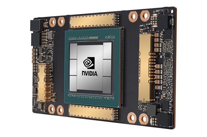Karşınızda Nvidia Tesla A100 grafik kartı